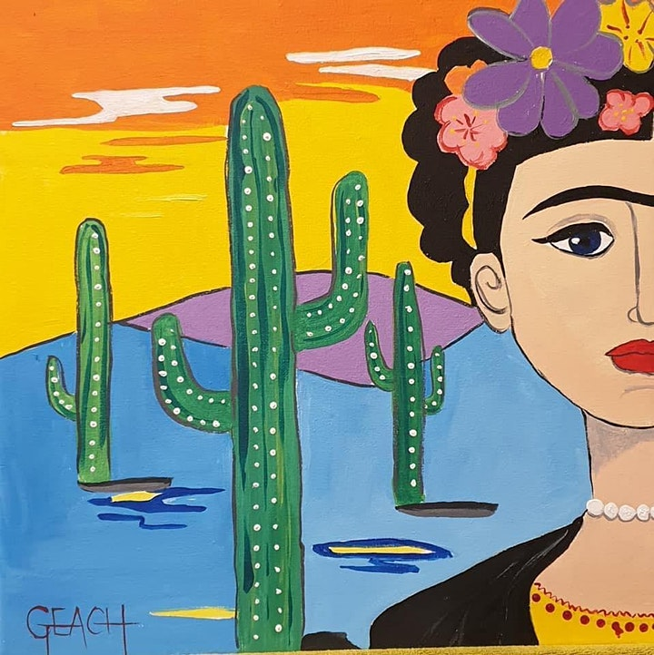 Frida's Sunset - Cinco de Mayo - BRING A FRIEND FOR FREE! image