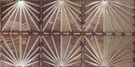 Vault Design at  Exeter Cathedral, Exeter (Workshop) tickets