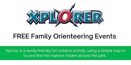 Xplorer Family Orienteering tickets