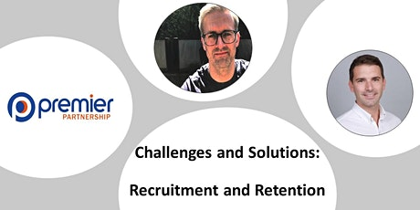 Challenges & Solutions: L&D Support for Recruitment and Retention tickets