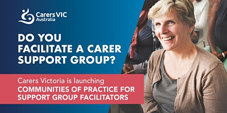 Communities of Practice for Support Group Facilitators Metro North/West tickets