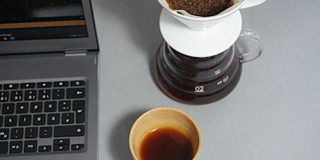 Online-Kaffee-Kurs Tickets