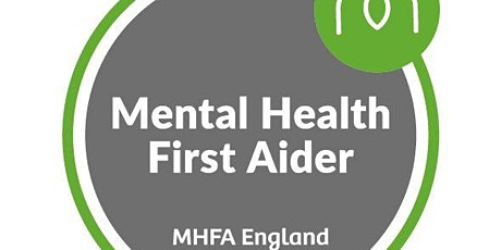 Online Mental Health First Aider (MHFA) Training - September 2021 tickets