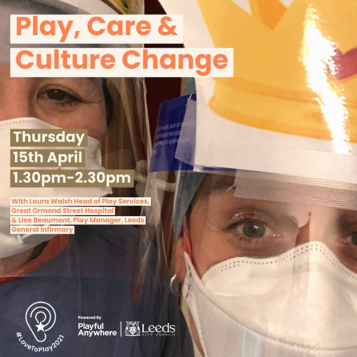 Play, Care and Culture Change image