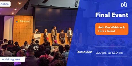 Final Event Düsseldorf: One Event - Multiple Talents tickets