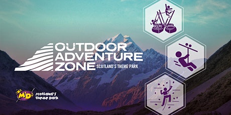 M&D's NEW Outdoor Adventure Zone tickets