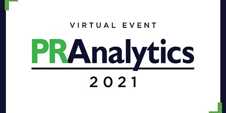 PR Analytics 2021 tickets