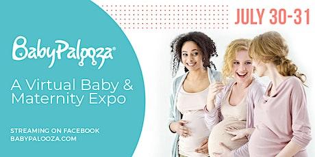 Babypalooza's Virtual Baby & Maternity Expo tickets