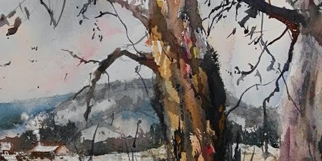 Alan Ramashandran Watercolour Workshop- Napperby Scout Hall -Indoor Session tickets