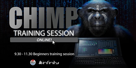 Chimp  Online Training Nederlands – Beginners tickets