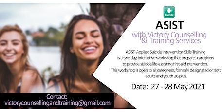ASIST Workshop tickets