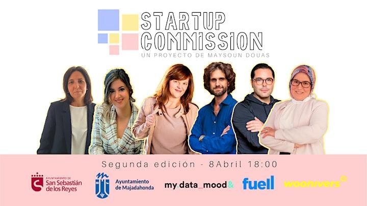 Imagen de StartUp Commission