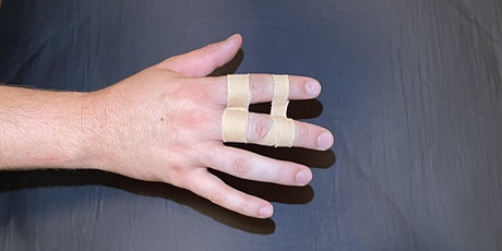Sports Taping  Workshop tickets