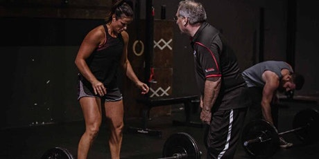 Crossfit Beyond Sport Cohen Weightlifting Seminar tickets