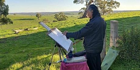 En Plein Air- Outside watercolour workshop with Alan Ramachandran tickets