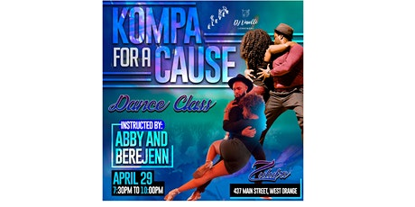 Kompa for a Cause tickets