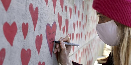 Help Paint The National Covid Memorial Wall tickets