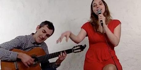 Aude Duhamel dans votre salon - Session 4 - Chansons Espagnoles billets