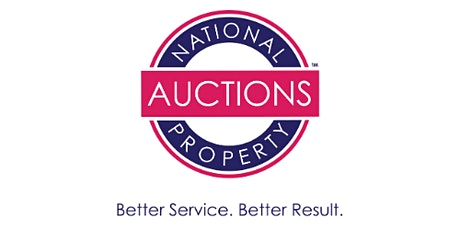 National Property Auctions Masterclass (Zoom) - Wed. 5th May 2021 tickets
