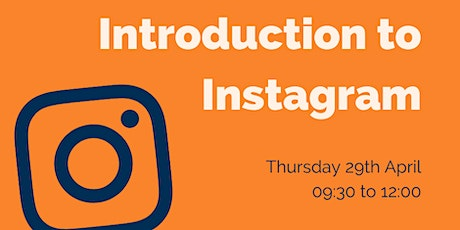 Introduction to Instagram for Business tickets