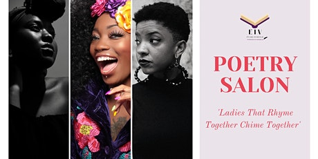 Poetry Salon - Ladies That Rhyme Together Chime Together tickets