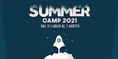 Summer Camp biglietti