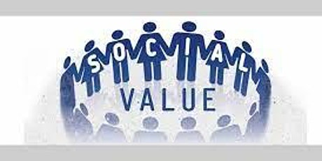 Trading with the NHS - Social Values Training tickets