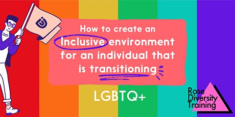 How to support individuals that are transitioning in the workplace tickets