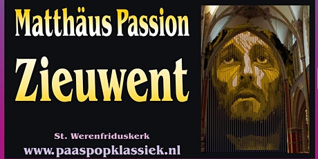 Matthäus Passion tickets