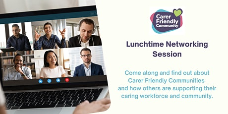 Carer Friendly Communities  - Dementia in the workplace tickets