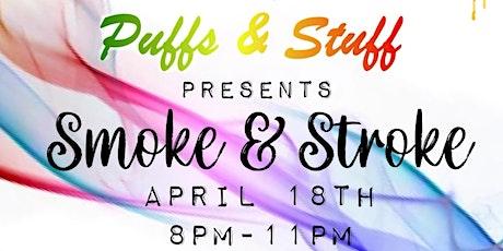 Smoke & Stroke tickets