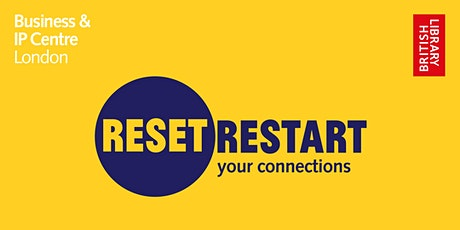 Reset. Restart: your connections tickets