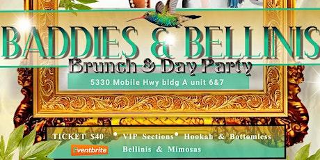 BADDIES & BELLINIS tickets