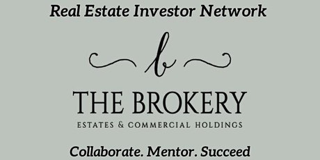 Real Estate Investor Network @ The Brokery tickets