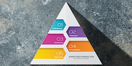 Die Marketing-Pyramide Tickets