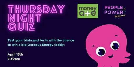 Thursday Night Quiz tickets