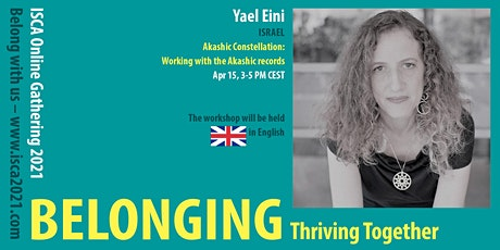 Yael Eini – Working with the Akashic Records tickets