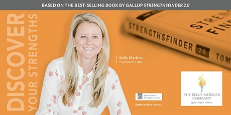 Discover Your Strengths PART 1 VIRTUAL  Workshop with Kelly Merbler tickets