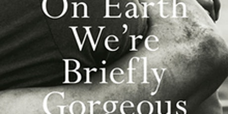 Books Over Brunch . Sun. 9th May, 11am. On Earth We're Briefly Gorgeous. tickets