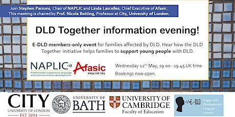 DLD Together Information Evening tickets