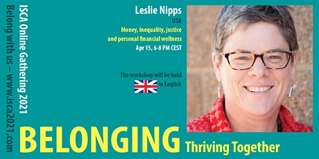 L. Nipps – Money, inequality, justice and personal financial wellness tickets