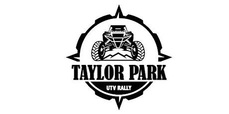 Taylor Park UTV Rally in Colorado - 2021 tickets