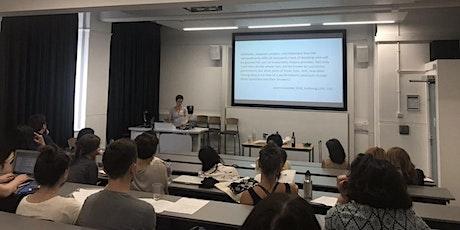 Second Parkes Institute International Summer Graduate Seminar billets