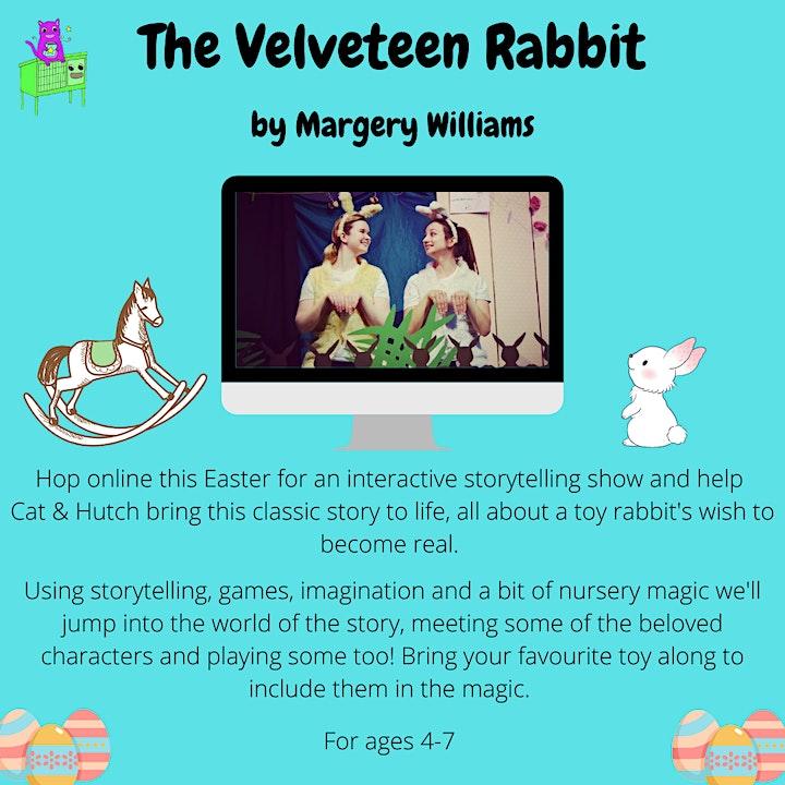 The Velveteen Rabbit  - Interactive Storytelling image