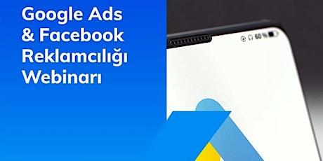 Ticimax & Mediastore Google Ads ve Facebook Reklamcılığı Webinarı tickets