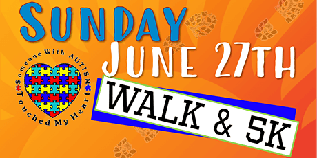 Autism Awareness NEPA  Virtual Walk and 5K tickets
