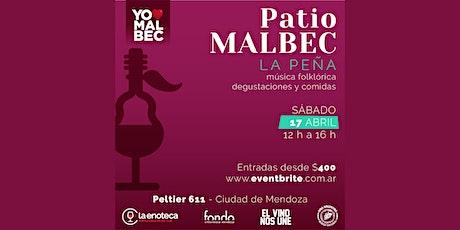 PATIO MALBEC - La Peña entradas