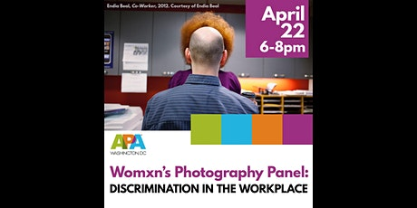 APA|DC Womxn's Panel: Discrimination in the Workplace tickets