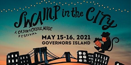 Swamp in the City: A Cajun & Creole Music Festival tickets