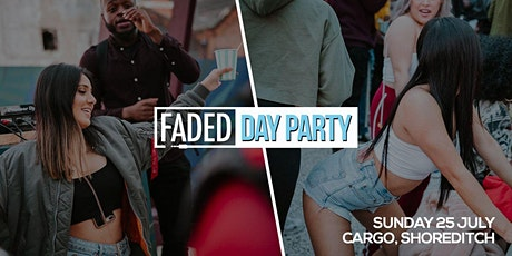 Faded Day Party tickets